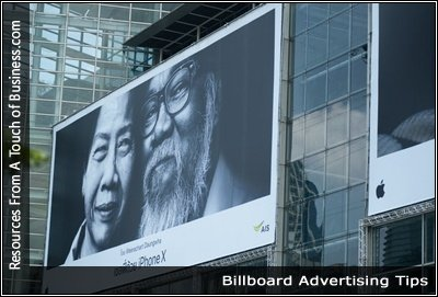 Image of A Billboard