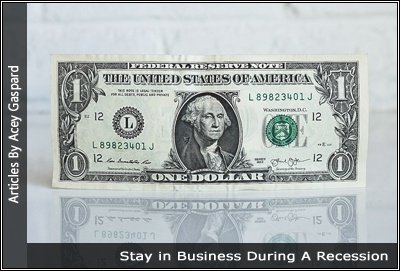 Image of an American Dollar Bill
