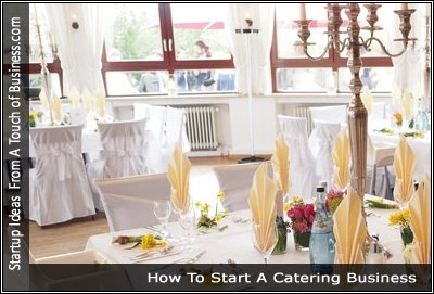 Image of a Catered event