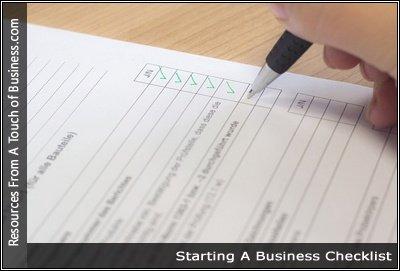 Someone using a paper checklist