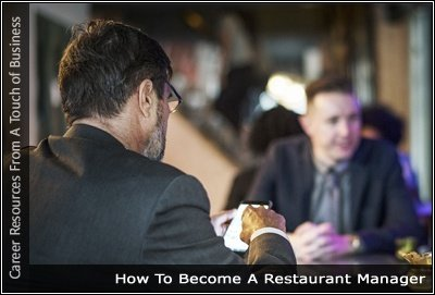 Image of a man in a suit sitting in a restaurant