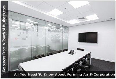 Image of a board room