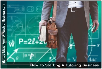 Image of a man standing in front of a blackboard