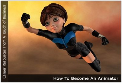 Image of an animated character