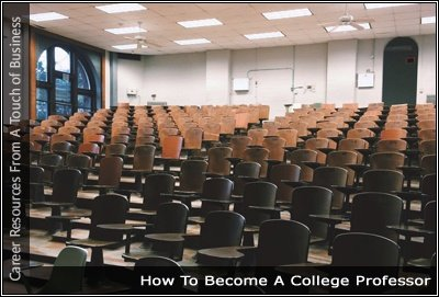 Image with of a lecture room