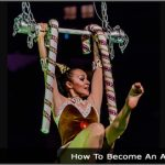 Image of woman Aerialist