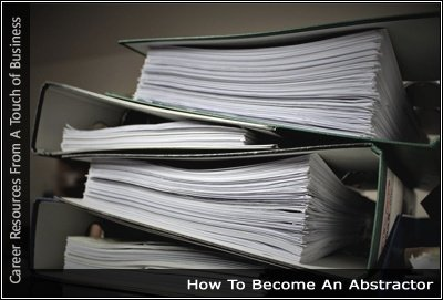 Image of binders containing documents