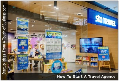 Image of a Travel Agency