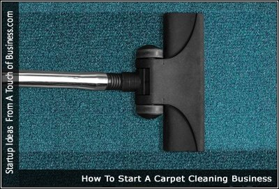 Image of a vacuum cleaner on a carpet