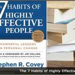 Image of The Book Cover of Book of The 7 Habits of Highly Effective People