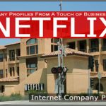 The headquarters of Netflix in Los Gatos
